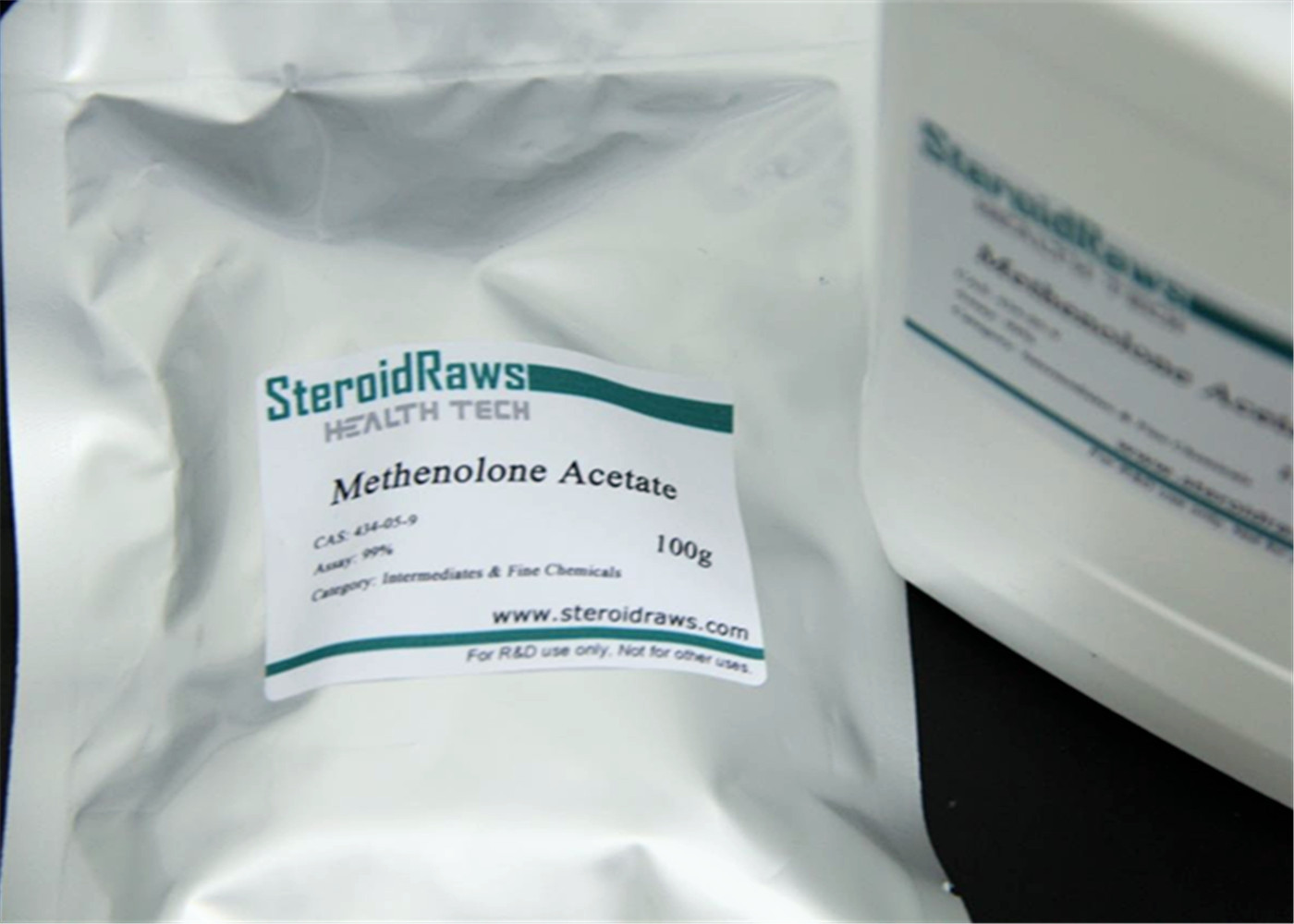 Methenolone Acetate Trenbolone Sex Steroid Hormone For Men Sexual Function 434-05-9