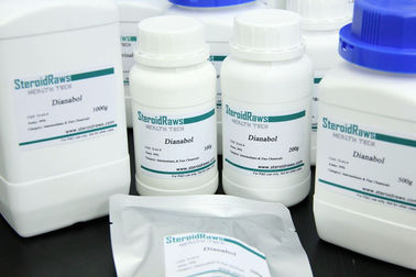China 72-63-9 bodybuildendes Ergänzungs-Steroid-Hormon Methandrostenolone Metandienone Dianabol usine