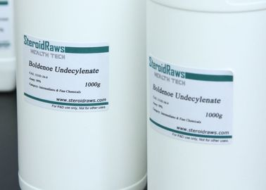 China 500ml Einspritzung Boldenone Undecylenate/Equipoise/EQ/BU flüssiges Boldenone-Steroid usine